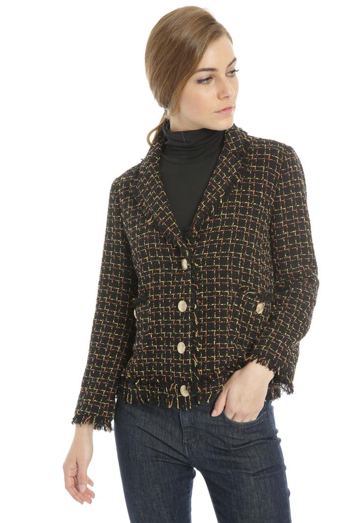 Cotton jacket Intrend