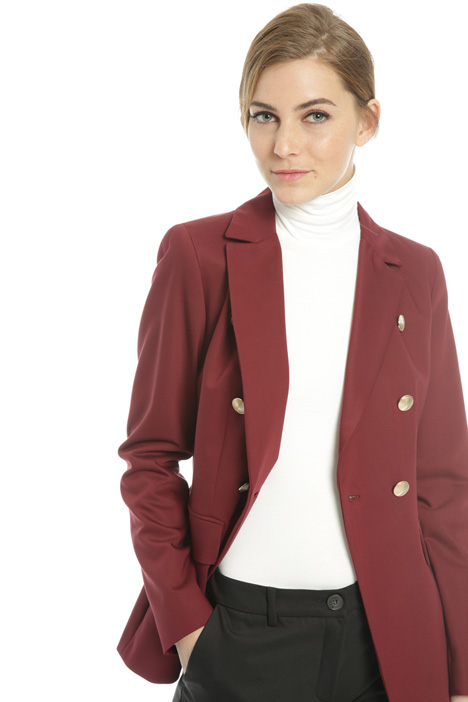 Cotton blazer Intrend