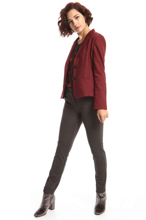 Stretch cotton blazer Intrend