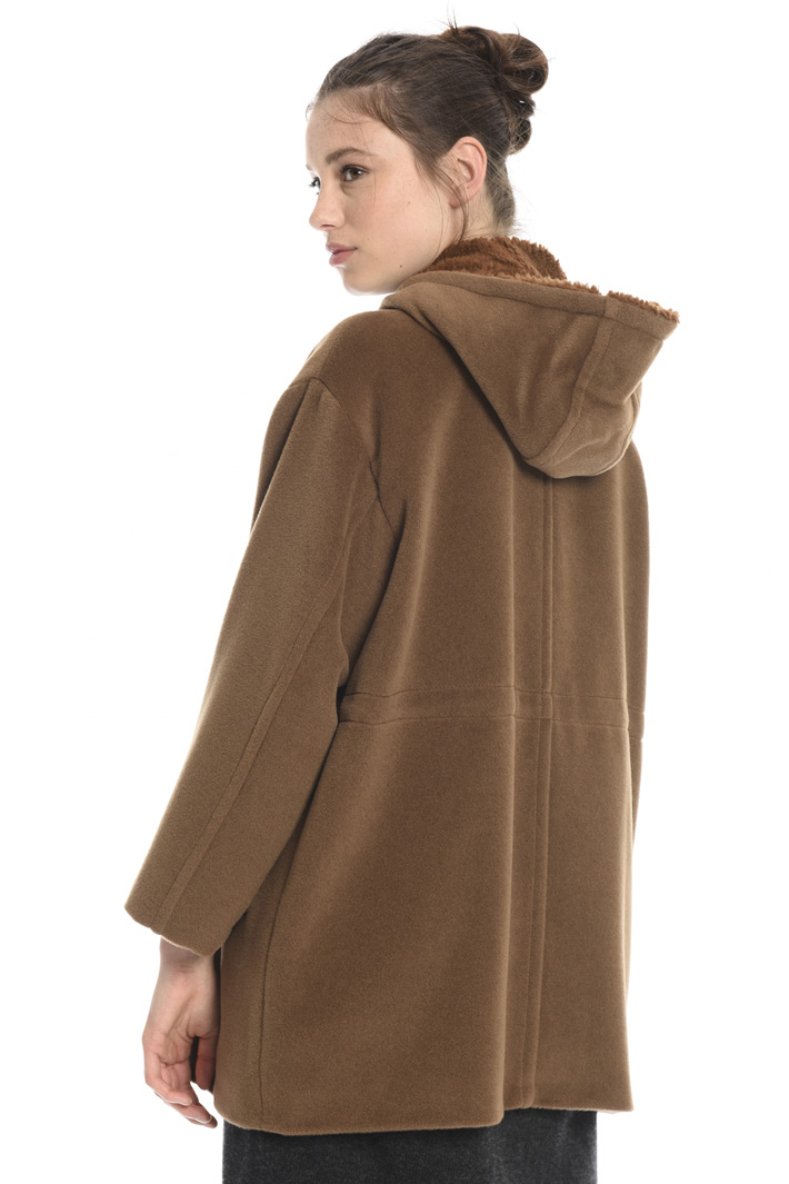 Wool beaver parka Intrend