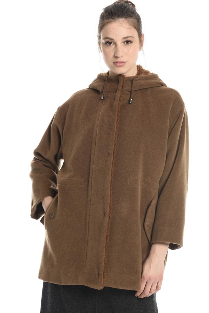 Wool beaver parka Intrend
