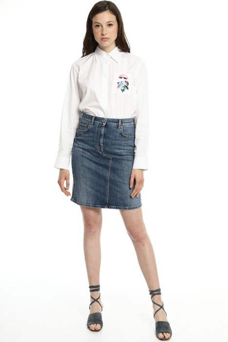 Denim skirt Intrend