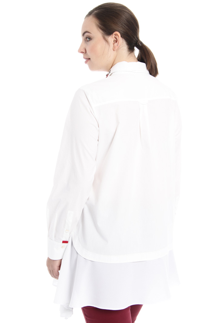 Jewel collar shirt Intrend