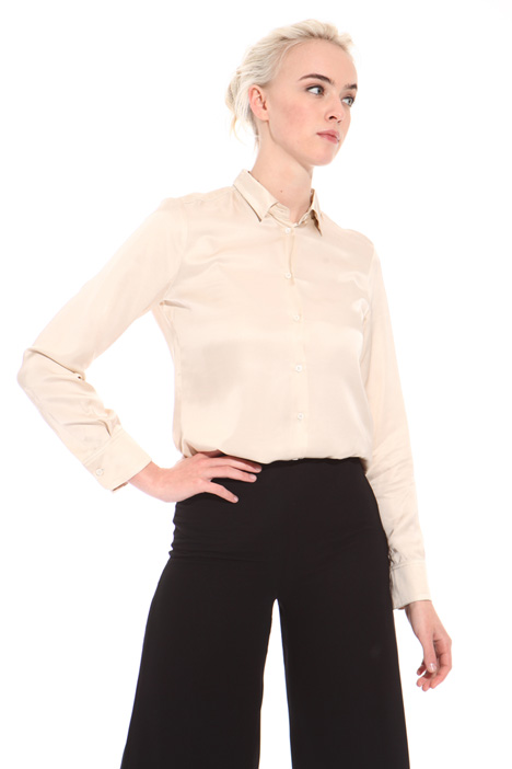 Viscose satin shirt Intrend
