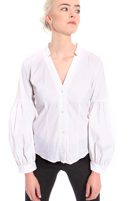 Puff sleeve shirt Intrend