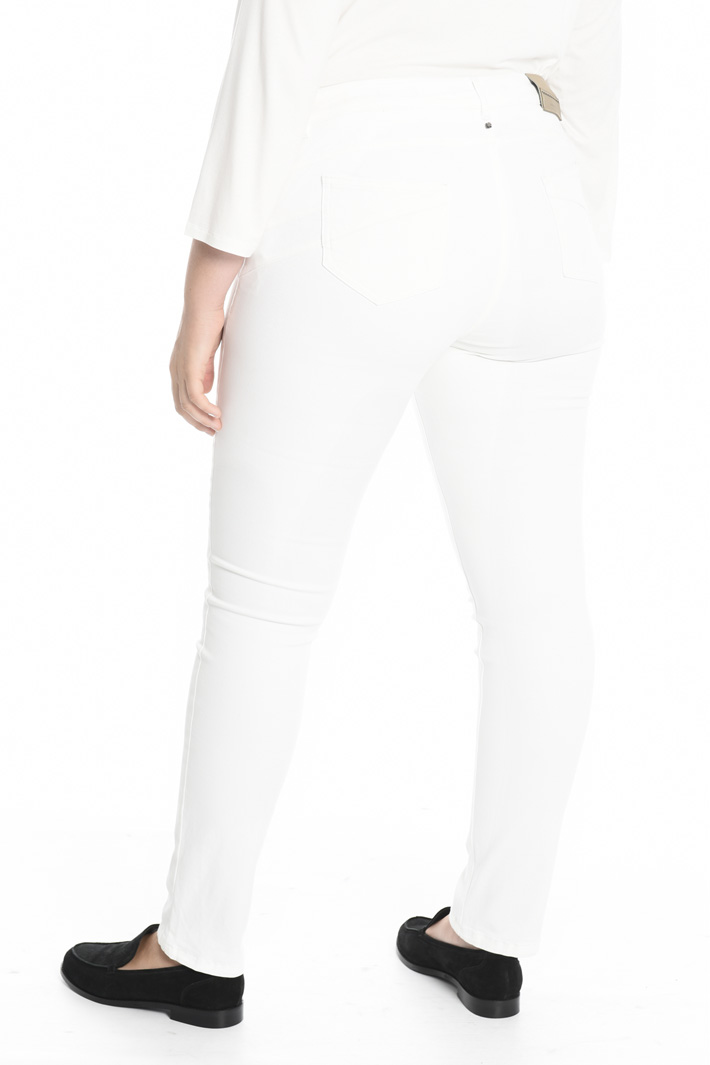 Cotton trousers Intrend