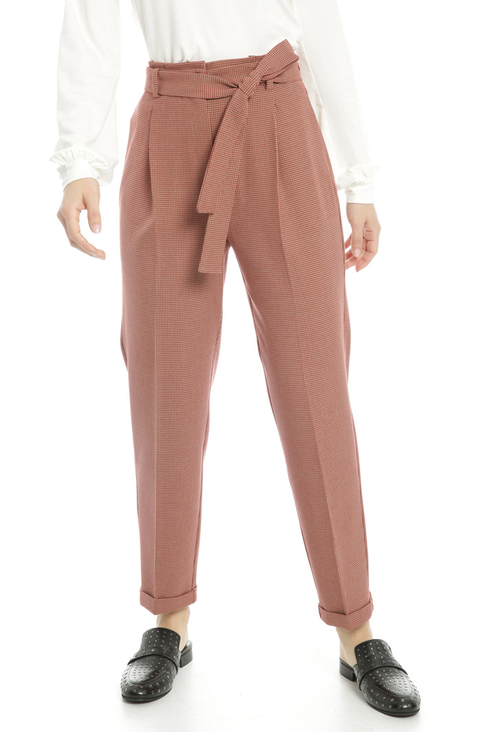 Carrot trousers Intrend