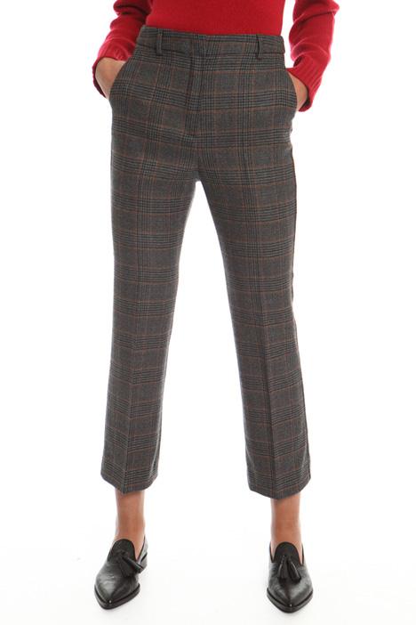 Pantaloni in lana Intrend