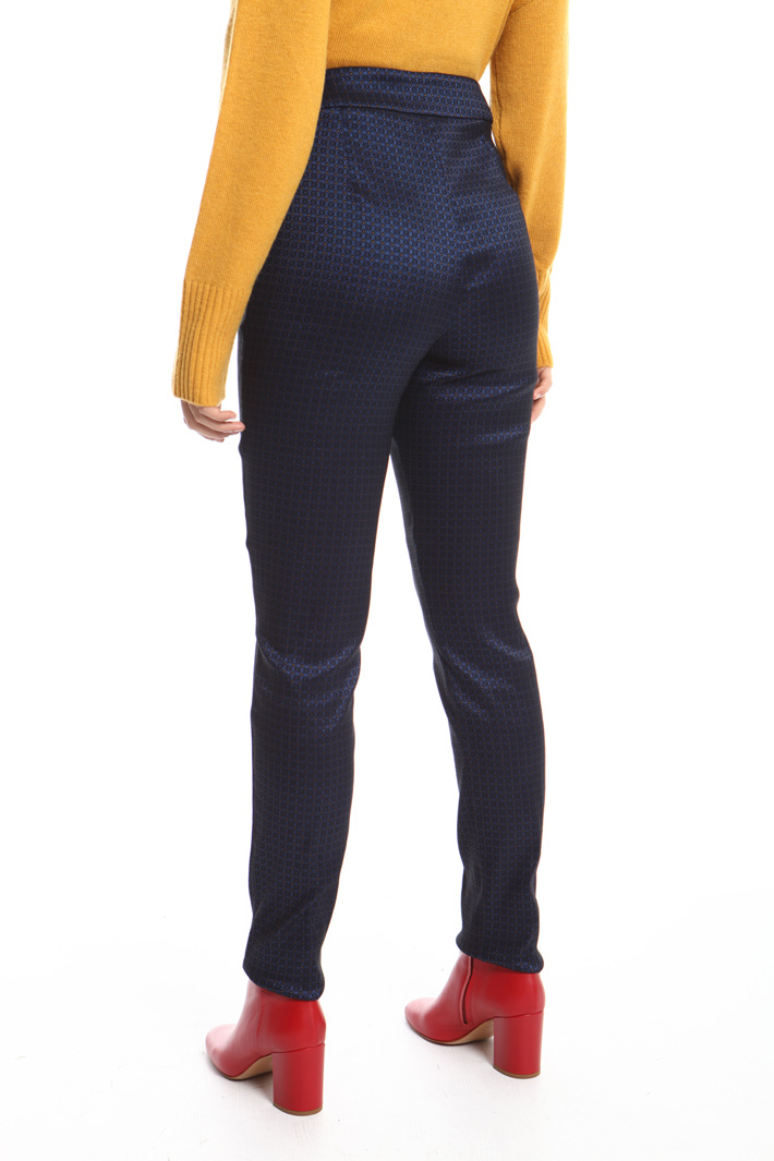 Long cigarette trousers Intrend