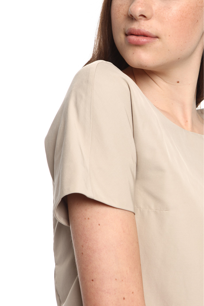 Cotton blend top Intrend