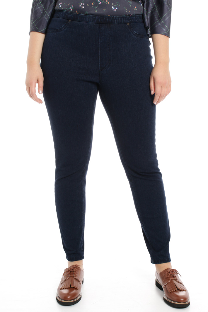 Denim jeggings Intrend