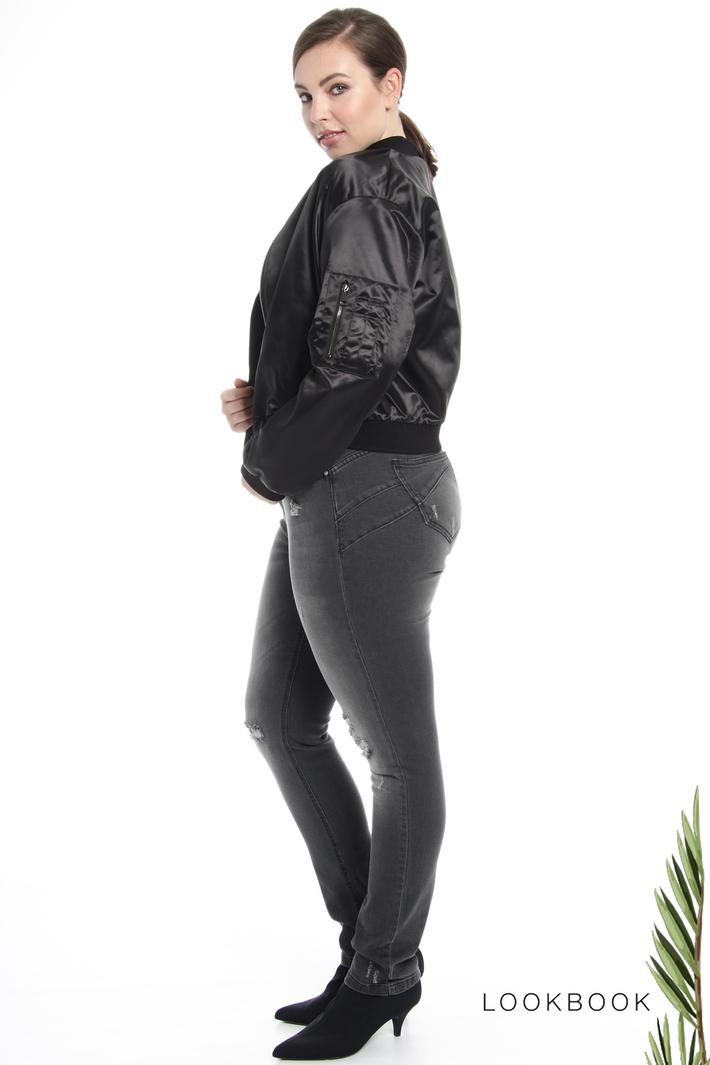 Denim skinny jeans Intrend