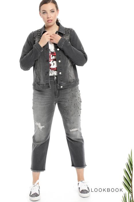 Demin skinny jeans Intrend