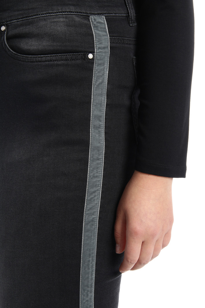 Soft denim jeans Intrend