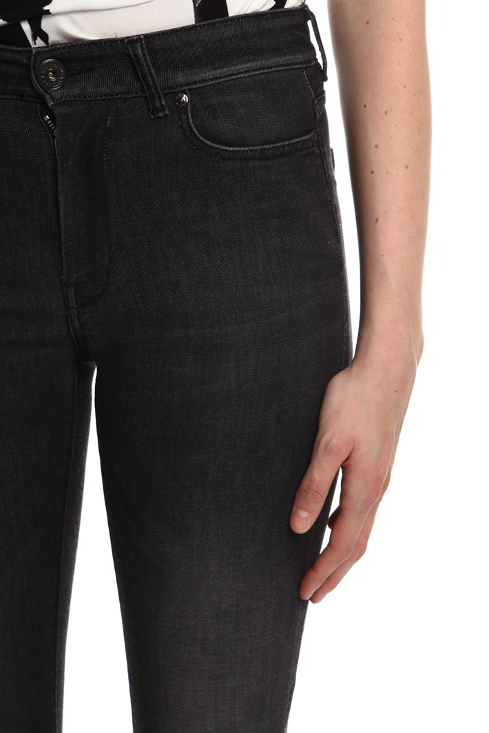 Denim trousers Intrend