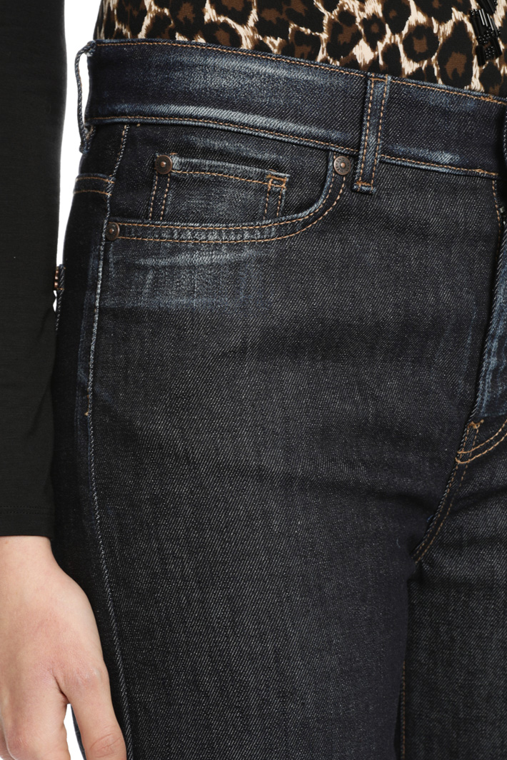 Denim trousers Intrend