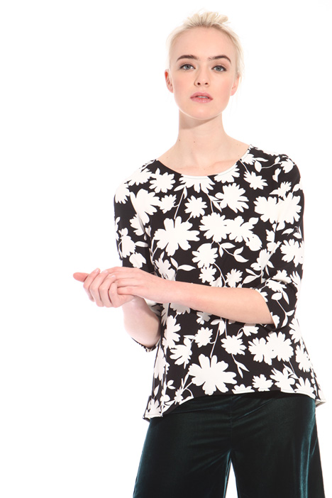 Printed blouse Intrend
