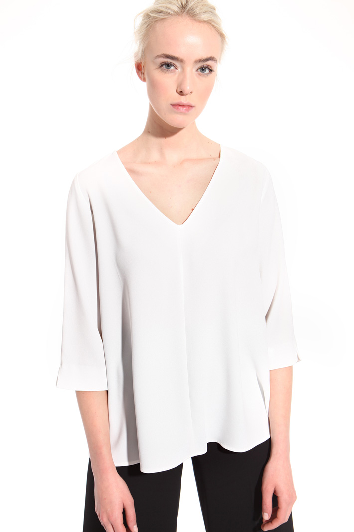 Crepe tunic Intrend