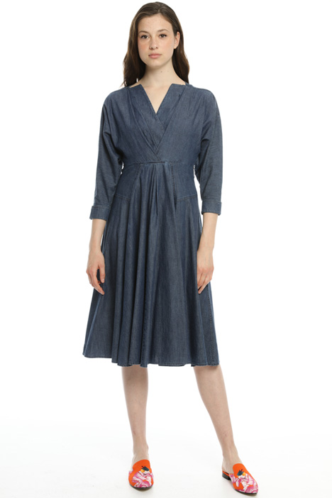Light denim dress Intrend