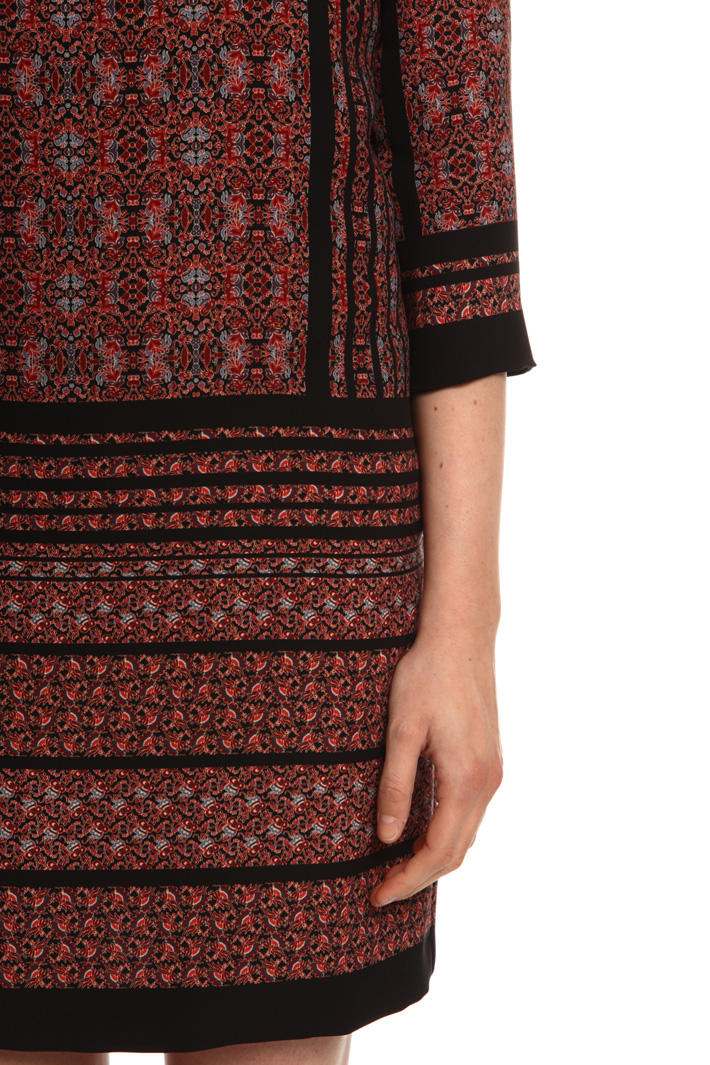 Viscose cady dress  Intrend