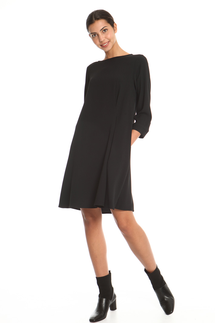 Viscose dress Intrend