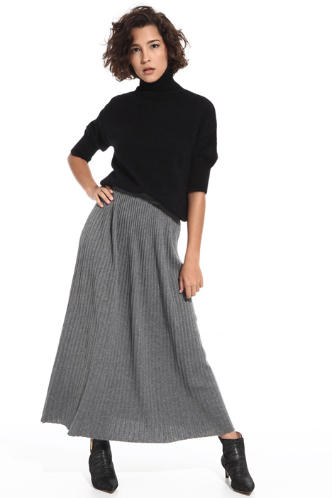 Wool and cashmere skirt Intrend