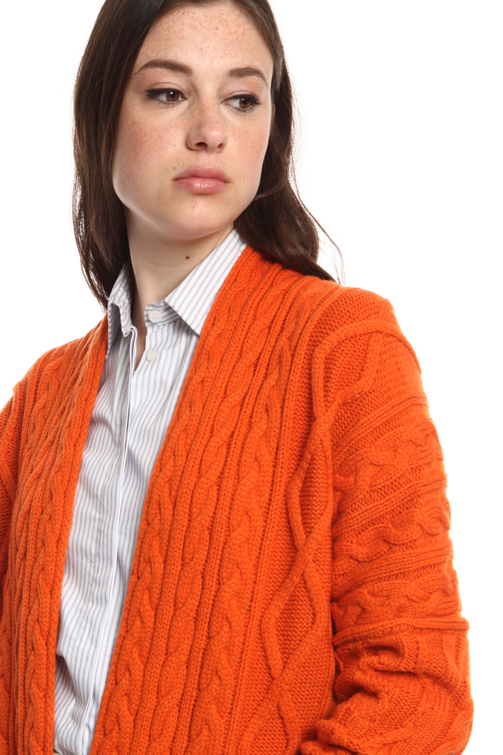 Wool cardigan  Intrend