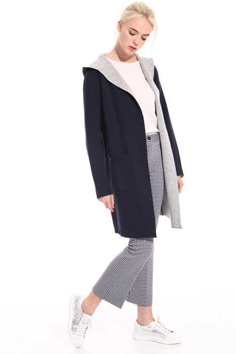 Two-tone overcoat Intrend