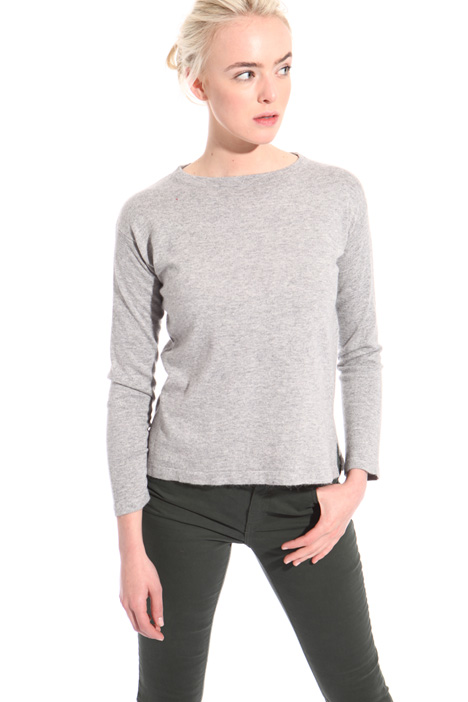 Brushed  sweater Intrend
