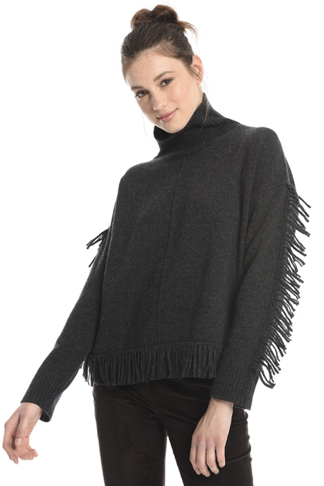Wool yarn sweater Intrend