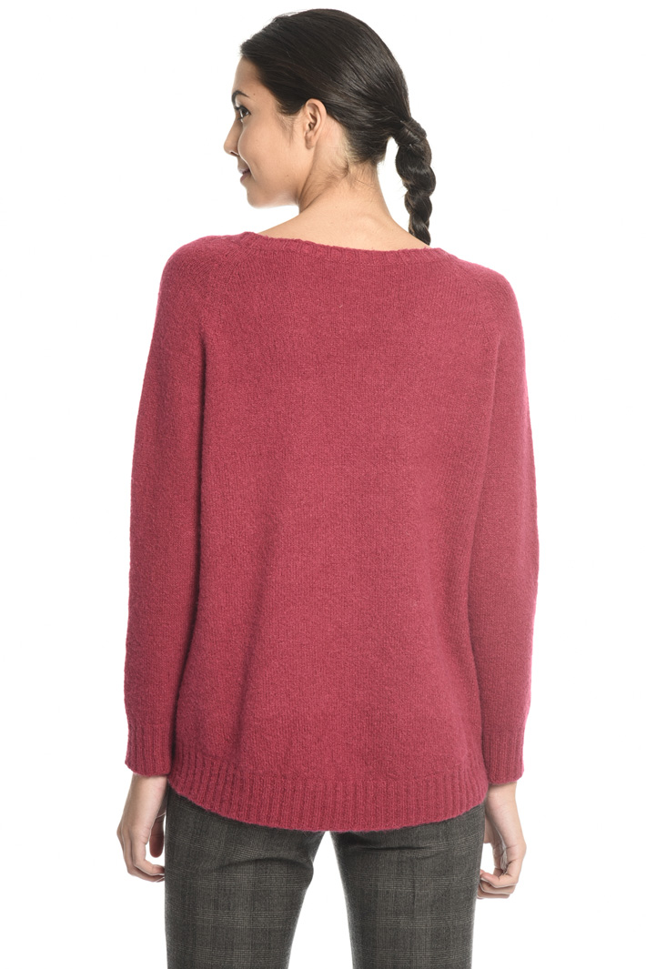 Mohair alpaca sweater  Intrend