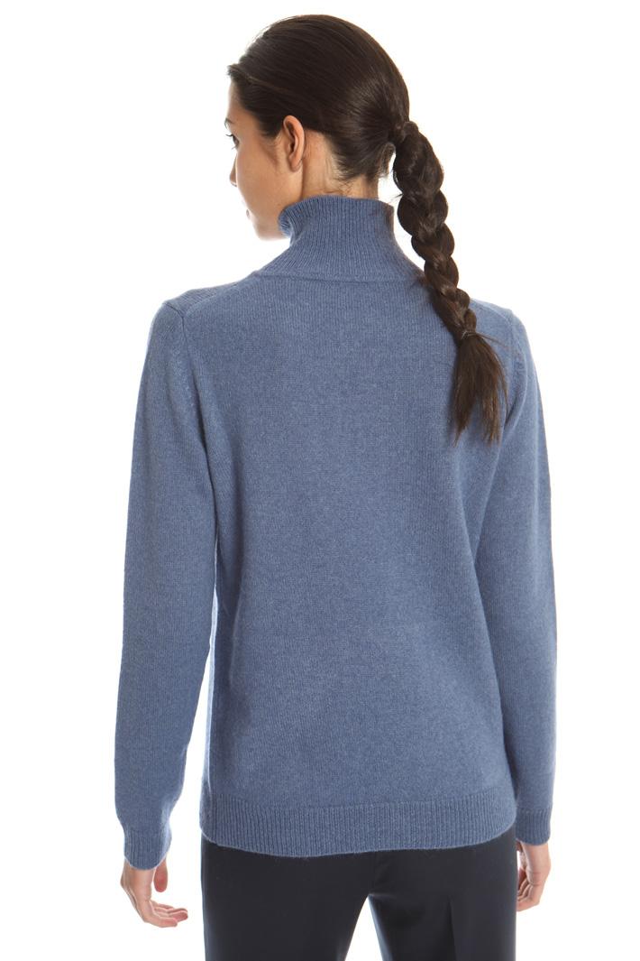 Alpaca yarn sweater Intrend