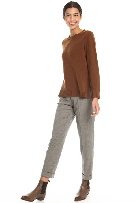 Cashmere crew neck sweater  Intrend