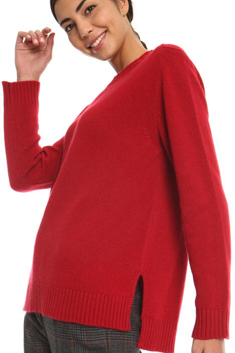 Cashmere crew neck sweater  Intrend