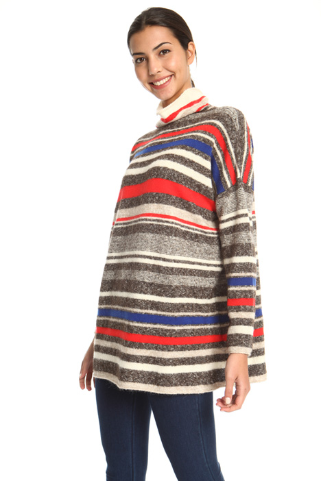 Alpaca wool blend sweater Intrend