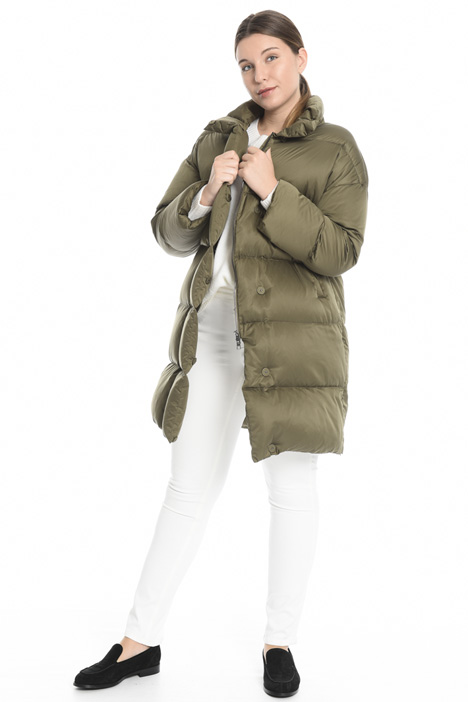 Water resistant down coat Intrend