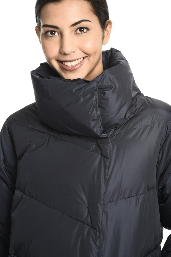 Funnel neck down coat Intrend
