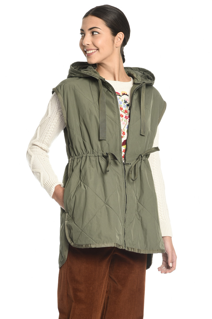 Quilted padded parka  Intrend