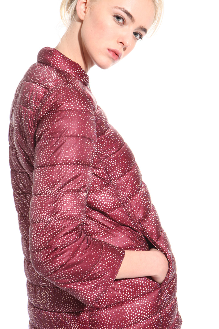 Printed padded jacket Intrend