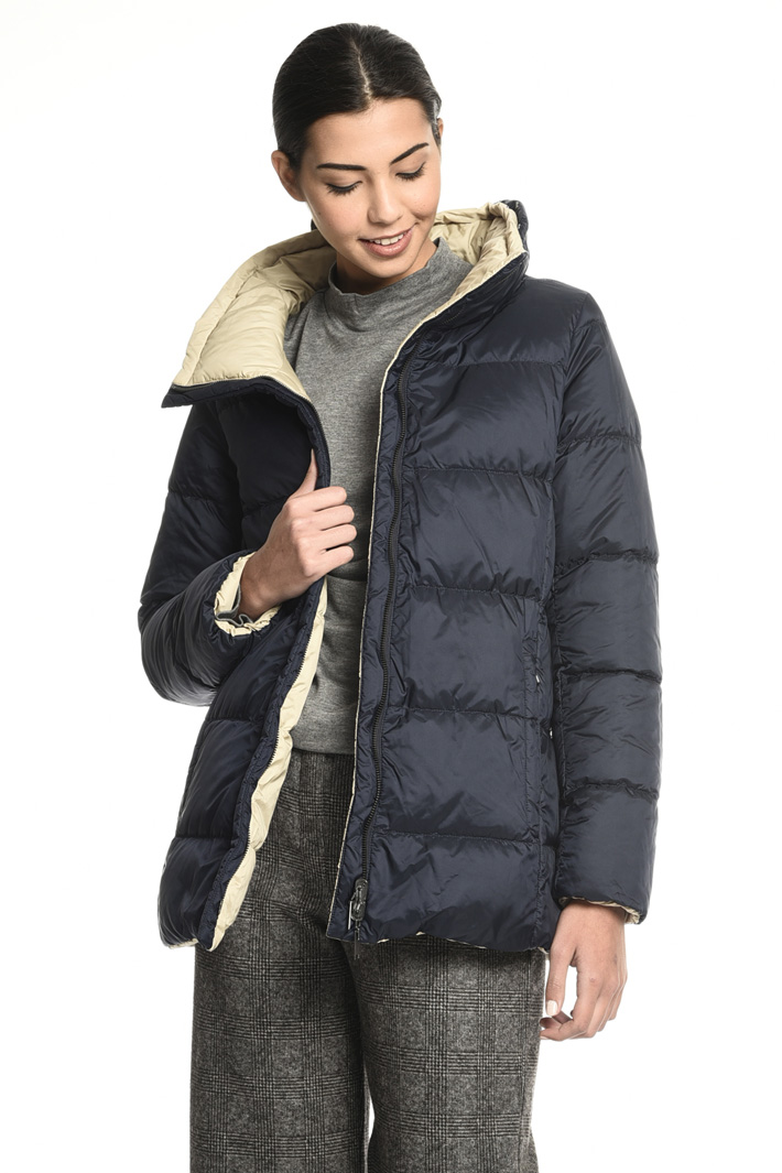 Reversible anti-drop jacket  Intrend
