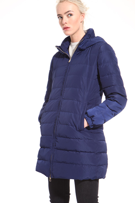 High collar down jacket   Intrend