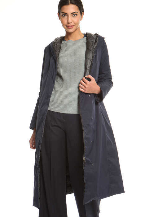 Reversible padded long coat  Intrend
