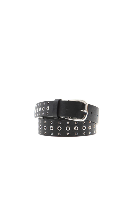 Belt with eyelets Intrend