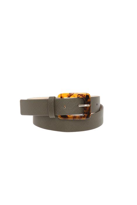 Saffiano-effect belt Intrend