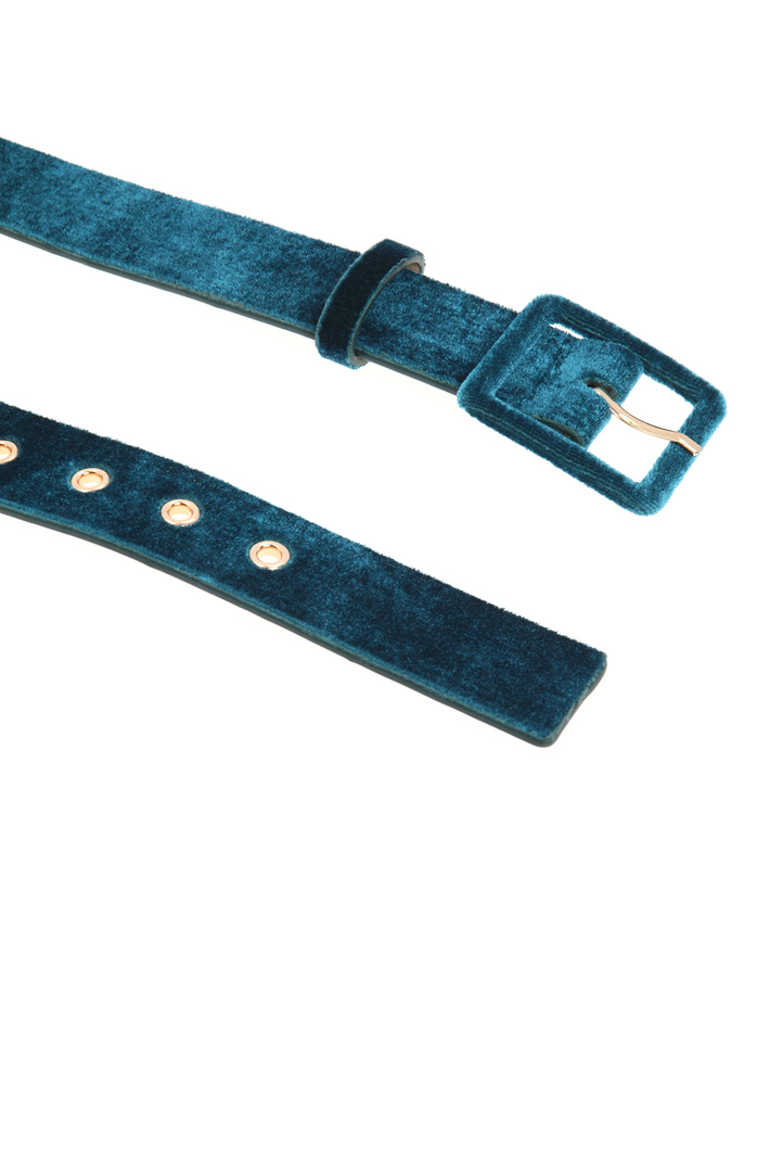 Velvet belt Intrend