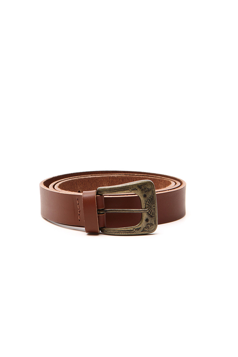 Engraved buckle belt Intrend