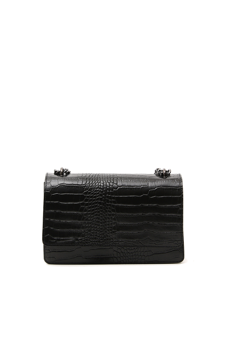 Crocodile print crossbody Intrend