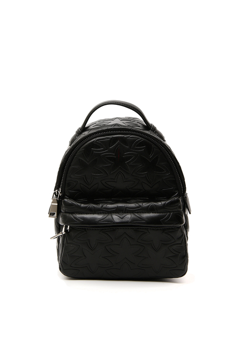 Mini faux-leather backpack Intrend