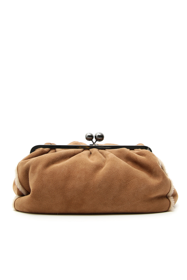 Spacious sheepskin leather Intrend