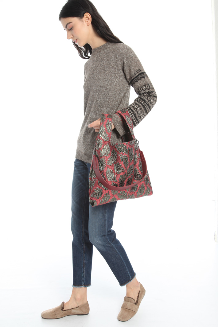 Crossbody sack bag Intrend